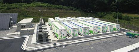 Le plus grand système de stockage au monde pour la régulation de fréquence | CLEAN ENERGY (Production, Storage, Smart Grid,...) | Scoop.it