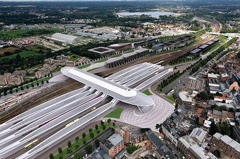 'La gare de Mons ne sera pas terminée avant fin 2018, au plus tôt' | Architecture - Construction | Scoop.it