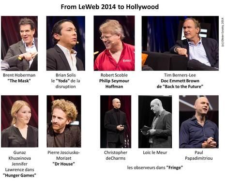 LeWeb 2014 : collaboratif, média et transformation digitale | Média et numérique | Scoop.it