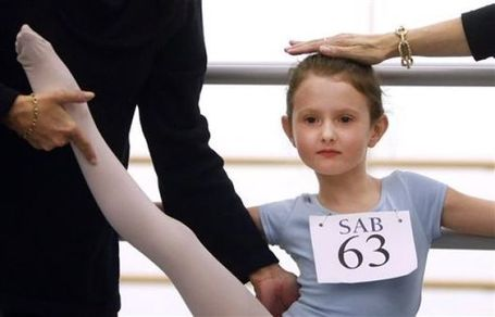 AP PHOTOS: 6-year-olds chase their ballet dreams | Terpsichore | Scoop.it