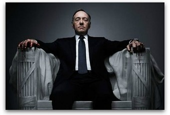 What 'House of Cards' can teach you about blogging | Communication Advisory | Scoop.it