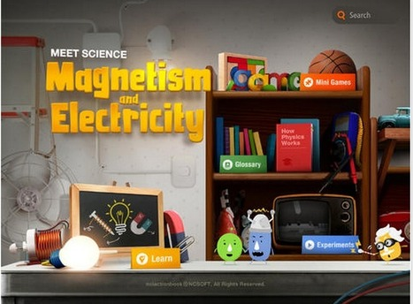 4 New Science Apps for Kids ~ Educational Technology and Mobile Learning | iPad i undervisningen | Scoop.it