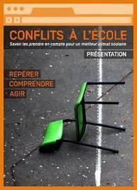 Conflits à l'école - Réseau Canopé   Veille pédagogique de l'Atelier Canopé du Cher   Scoop.it
