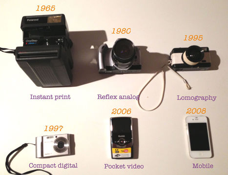 A history of photography in 6 cameras | Simple pleasures | Scoop.it