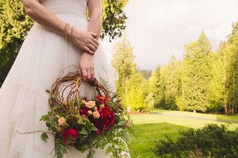 Snohomish, WA :: A Bohemian Glam Wedding // Styled Shoot - MRSter | Weddings | Scoop.it