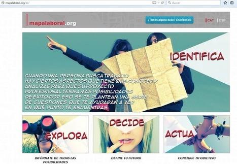 Mapa Laboral, recurso para definir tu proyecto profesional | #TuitOrienta | Scoop.it