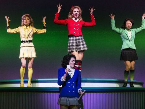 Off Broadway Review: 'Heathers' the Musical   BROADWAY DANCING   Scoop.it