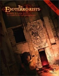 The EsoTerrorists de Robin D Laws 2nde Edition en pdf | Jeux de Rôle | Scoop.it