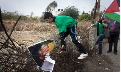 Palestinians draw parallels with Mandela's anti-apartheid struggle - The Guardian | human rights for Palestine | Scoop.it