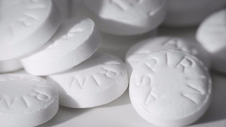 Regular aspirin use found to double survival rates for gastrointestinal cancer patients | Longevity science | Scoop.it