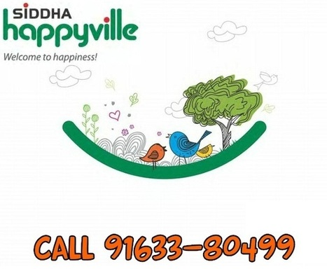 Siddha Happyville Special Offer | Real Estate | Scoop.it