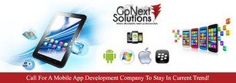 Call For A Mobile App Development Company To Stay In Current Trend! | Web Design, Website Development & Digital Marketing Company | Scoop.it