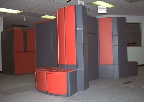The 80's supercomputer that's sitting in your lap - TechRepublic | HPC | Scoop.it