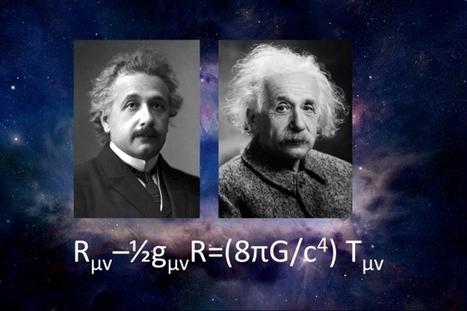 Celebrating Einstein - MIT News | Wizards | Scoop.it