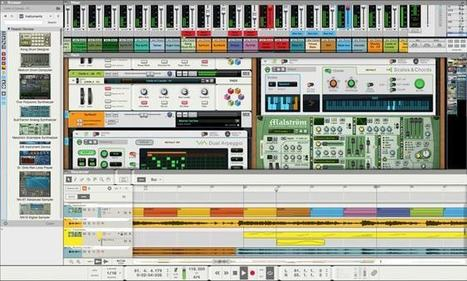 Reason 9 Music Production Software by Propellerhead | Music Producer News - Loops & Samples | Scoop.it