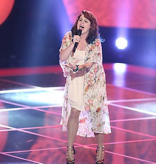 Watch Caitlin Michele and Diego Val Battle in The Voice Knockout Rounds on ... - Wetpaint   Evanescence   Scoop.it