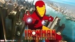 LICENSE! GLOBAL | 'Iron Man' Sales Heat Up | Iron Man Armored Adventures | Scoop.it
