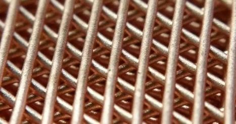 Northwestern University Engineers Innovate 3D Printing of Metals and Alloys | innovation | Scoop.it