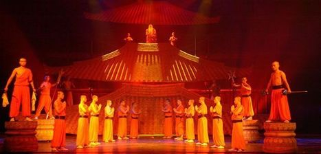 Red Theater Kung Fu Show | Beijing Kungfu Show | Scoop.it