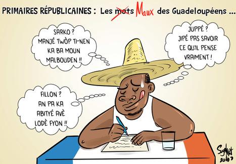 Primaires de la droite : les maux des Guadeloupéens | Veille des élections en Outre-mer | Scoop.it