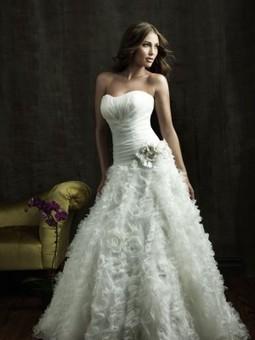 Allure 8810 Wedding Dresss | Wedding Photography | Scoop.it