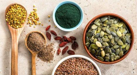 Les 15 aliments les plus riches en protéines végétales   Cette nature qui nous soigne   Scoop.it