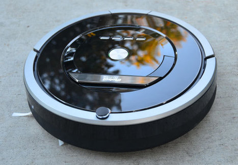 iRobot's New Roomba 800 Series Has Better Vacuuming With Less Maintenance - IEEE Spectrum | Tugatech | Scoop.it