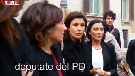 LE DEPUTATE PD AI 5 STELLE: VERRETE SPAZZATI VIA DALLE NOSTRE RIFORME | Società e Politica | Scoop.it