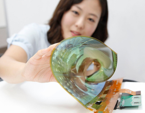 LG has a very flexible 18-inch display, promises 60-inch rollable TVs | Daily Magazine | Scoop.it