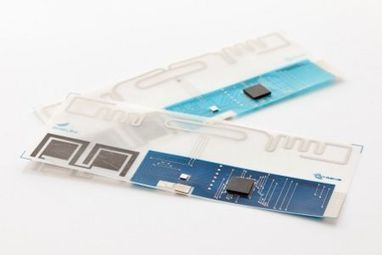 RFID, sensor IC combined in flexible food tag | QRCODE RFID | Scoop.it