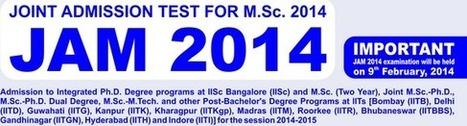 IIT JAM Exam Results 2014 Merit|Toppers List|Cutoff Marks PDF | Latest job Alerts | Scoop.it