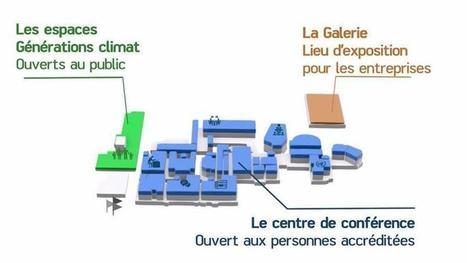 La métamorphose de Paris-Le Bourget pour accueillir la COP21 | Médias sociaux et tourisme | Scoop.it