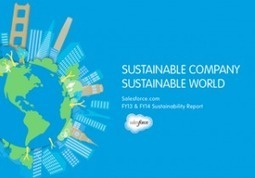 Salesforce.com and Cloud Computing Sustainability | Corporate Social Responsibility | Scoop.it