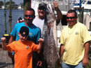 First deep-sea fishing trip nets record king mackerel for Scottville boy - MLive.com | Boating | Scoop.it