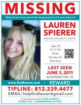 Rochester IMC: Musicians Raise Funds For Missing Lauren Spierer from Westchester Co. | Lauren Spierer | Scoop.it
