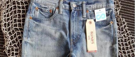 Des jeans à base de filets de pêche | Veille positive de l'actualité durable et de la nouvelle consommation | Scoop.it