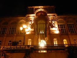 Les thermes et le casino à Baden-Baden | Allemagne tourisme et culture | Scoop.it