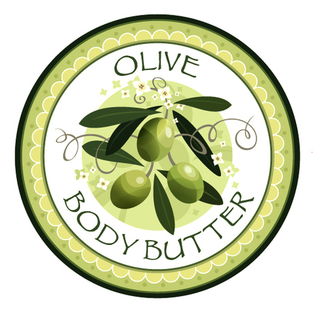 Olive Body Butter | Julia Allum Illustration | Scoop.it
