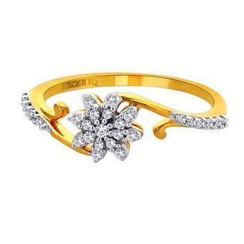 Buy Diamond Ring Online | Indian Jewelry Online | Scoop.it
