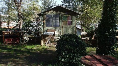 Êtes-vous concerné par la taxe «cabane de jardin» ? | Actualités immobilières | Scoop.it