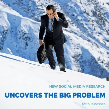 New Social Media Research Uncovers Big Problem for Businesses | Jay Baer | Public Relations & Social Media Insight | Scoop.it
