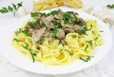 Beef Stroganoff | gabriela cuisine - recipes | gabrielacuisine | Scoop.it