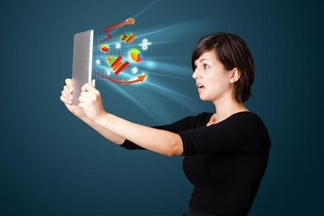 Why Mobile Apps Are Here to Stay - Business 2 Community | Mobile Marketing | Scoop.it