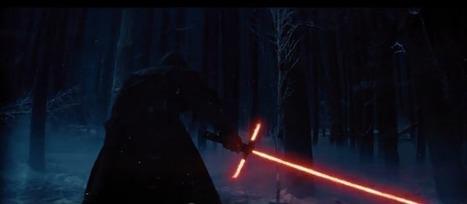 Le trailer de Star Wars VII montre son côté obscur   LA Ciné News   Scoop.it