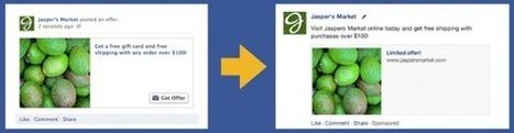Les annonces Facebook évoluent | Social Media Curation par Mon Habitat Web | Scoop.it