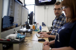 Computer Sharing Can Make Office Time Cozy | Life of Geek | Scoop.it