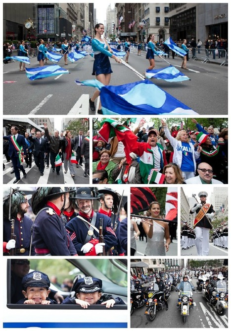 Italian Heritage on Parade for Columbus Day in New York | Italian culture | Scoop.it