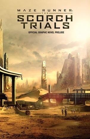 Livros em Série » Teremos mais um lançamento do universo de Maze Runner | Ficção científica literária | Scoop.it