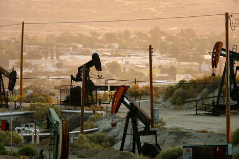 In California, study finds drilling and fracking into freshwater formations | Sustain Our Earth | Scoop.it