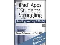 iPad® Apps for Students Struggling with Reading, Writing & Math | Leveling the playing field with apps | Scoop.it